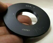 METAL Black ring 54mm thread Retaining ring for Adapter series 7 VII Filter Top