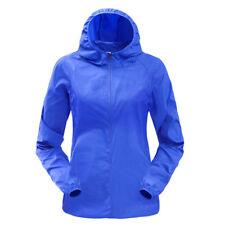 US Men Women Jacket Waterproof Windproof Outdoor Cycling Sports Rain Coat S-3XL