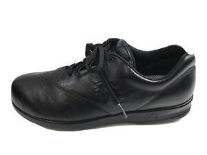 SAS Free Time Black Womens Shoes 9.5 Narrow FREE SHIPPING New In Box Freetime