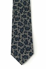 NWT BORRELLI Napoli 7 Fold Tie Hand-made in Italy of Cashmere~Wool~Silk Blend