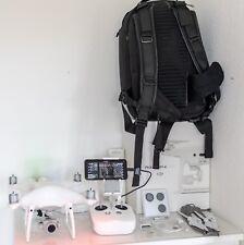 DJI Phantom 4 Pro - Drone 4K in OVP mit viel Zubehör (Rucksack, 3 Akkus etc)
