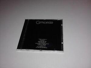 ANGELO BRANDUARDI CONCERTO VOL.1 RARISSIMO CD EMI 1992 ITALY MOLTO BUONO