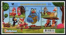 Netherlands 2018 MNH Fabeltjeskrant Meneer de Uil 5v MS Childrens Welfare Stamps