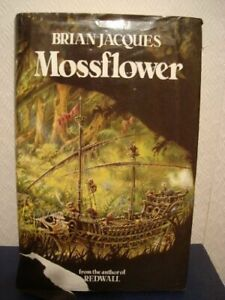 Mossflower (Redwall) by Jacques, Brian Hardback Book The Fast Free Shipping