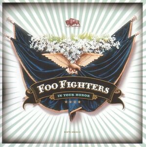 Foo Fighters 2xCD In Your Honor - Europe (M/M)