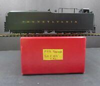 PFM Pacific Fast Mail HO Brass Painted PRR Coast-to-Coast 210-F-82A Tender #5
