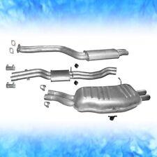 BMW 3 E46 320 2.2 325 2.5 330 3.0 2000-2005 Auspuff Auspuffanlage 0864