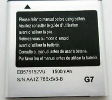 Bateria Interna para SAMSUNG i9000 i9001 i9003 i9008 GALAXY EB575152VU
