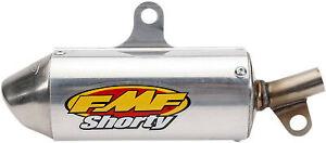 FMF Racing Exhaust PowerCore 2 Shorty Silencer Suzuki RM80/85 023011 27-3366
