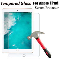 Screen Protector Tempered Glass Film For Apple iPad 9.7 5th& 6th Gen Air1& Air 2