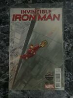 Invincible Iron Man #1 GameStop Variant