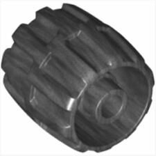 6124924 - Wheel Ø24(6118)Titanium Metallic(Lot of 2)