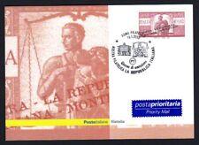 Italy 2003: Philatelic Exhibition-Official Postcard Poste Italiane