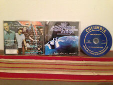 Famous, Rich and Beautiful by The Philosopher Kings music cd  Case-disc & insert