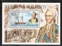 Malagasy Republic SC # C140  USA Bicentennial .MNH -CTO