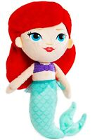 "Walt Disney World Disney Princess Ariel Plush Doll 12"" The Little Mermaid, -C36"