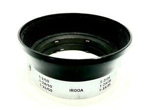 Leica Hood Shade IROOA Late Version for Summicron Summaron Elmarit Elmar Lens