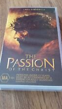 Mel Gibson'S The Passion Of The Christ - Jim Caviezel - Vhs Video