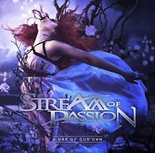 War Of Our Own - Stream Of Passion (2015, CD NIEUW)