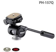 Velbon Aluminum Pan Head PH-157Q for DSLR Camera Tripod
