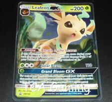 Leafeon GX SM146 SM Black Star Promo HOLO Pokemon Card NEAR MINT