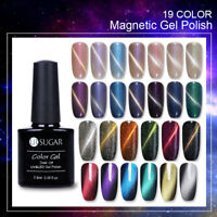 UR SUGAR Magnetic Gel 3D Cat Eye Soak Off LED UV Nail Polish Manicure Varnish