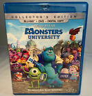 Monsters University (Blu-ray + Bonus+ DVD - *No Digital, Collectors Edition)