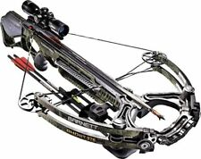 2017 Barnett Ghost 375 Crossbow Package 4x32 Illuminated Scope TRIGGERTECH 78100