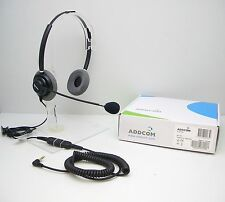 Add330/07 Nc Headset with 3.5mm plug for Alcatel 4028 4029 4038 4039 4068 Phones