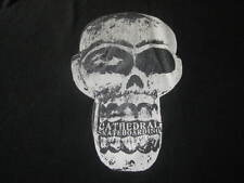Cool Rock And Roll Skate Punk Tee Shirt Xl Cathedral Skates Xl 90S Vintage