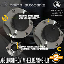 Holden Commodore VT VX VU VY VZ Front Wheel Bearings Hubs Pair With ABS