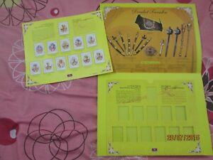 Malaysia  Agong 1957 2002 Special Edition 12v MNH malaya Sultan Sheetlet Folder