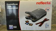 Reflecta CrystalScan 7200 + ICE  Diascanner + Filmscanner