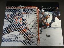 Pat LaFontaine Islanders Signed 16x20 Photo Autograph Auto Steiner