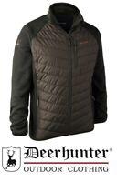 Deerhunter Moor Padded Jacket w/ Knit 5572 Hunting Jacket DH Timber Green (393)