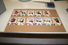 2010 Score NHL  Hot-Rookies lot of 11 McQuid-Hamill-Trotter-Kulda-Noreau-Elkins