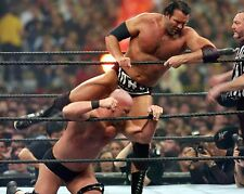 Scott Hall Stone Cold Steve Austin 8x10 Photo Wrestlemania X8 18 Picture NWO WWE