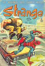 Comics Français  Lug - Semic    Strange    N°78