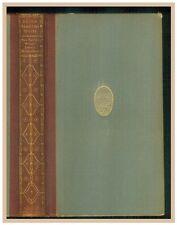 Schiller Friedrich Tempel Klassiker Leder Bd 3 Karlos Briefe Semele ... um 1910