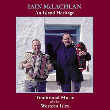 CD: Iain McLachlan : An Island Heritage