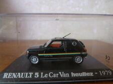 RENAULT 5 :  LE CAR VAN HEULLEZ - 1979 - 1:43 -