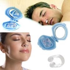 anti ronflement se reposer silicone bouchon de nez Il aide à dormir