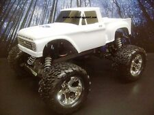 1966 Ford F-100 Custom Paint TRAXXAS STAMPEDE 1/10 RC MONSTER TRUCK WATERPROOF
