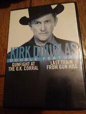 Kirk Douglas Double Feature Gunfight O.K. Corral / Last Train Gun Hill (DVD)