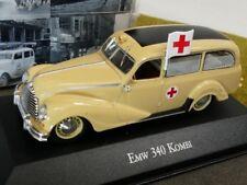 1/43 Atlas EMW 340 Kombi Ambulance Collection