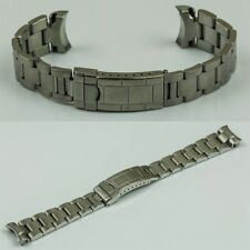 Yachtmaster Oyster watch bracelet strap 20mm solid high grade stainless steel