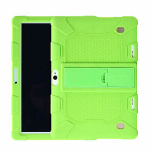 """For 10.1"""" Inch Android Tablet Pc Shockproof Silicone Cases Covers Skin Plain USA"""
