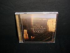 Paul Horn Inside Canyon de Chelly R Carlos Nakai Music CD