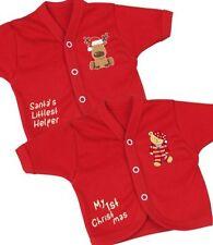Pulls et cardigans rouge pour fille de 0 à 24 mois en 100% coton
