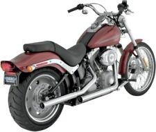 Ricambi Vance & Hines cromato per moto Harley Davidson